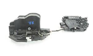 2011-2016 BMW 528i 535i 550i M5 (F10) RIGHT REAR SOFT CLOSE DOOR LOCK LATCH SET