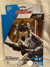 Bandai Gundam Universe Gu-01 Rx-78-2 Gundam Action Figure Misb