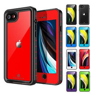 For Apple iPhone 7 / 8 / SE 2020 Case Cover Waterproof Shockproof IP68 Series