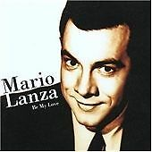 Be My Love, Mario Lanza, Very Good Double CD