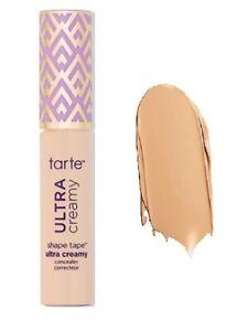 Tarte Shape Tape ULTRA CREAMY Concealer Full Size - 27S Light Medium Sand New