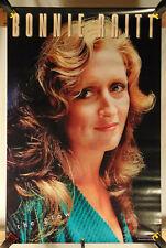 BONNIE RAITT--The Glow--Original Promo Poster