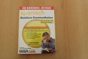 Basiskurs Kommunikation Sprachkurs ( Die Birkenbihl - Methode ) Spanisch