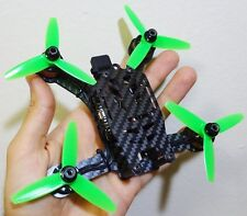 fully assembled Aviator 130 mini Quad with kiss FC and Tmotor F20