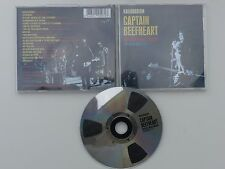 CD ALBUM Railroadism CAPTAIN BEEFHEART Live in the USA 72 81     CD015
