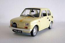 Fiat 126P Driving School - 1/43 - DeAgostini - Cult Cars of PRL - 'S'