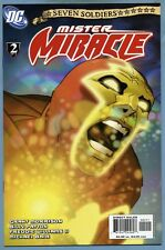 Seven Soldiers Mister Miracle #2 2006 Grant Morrison DC Comics