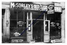 rp13539 - McSorleys Old Ale House , East St , New York USA - photo 6x4