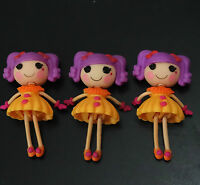 LOT OF 3  Mini Lalaloopsy Series Doll FIGURES  #sdv2