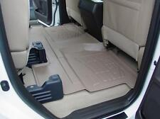 Dodge Ram Crew Cab 2009 - 2012 2nd Row Tan Floor Mat Liner