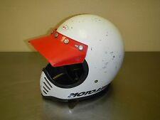 vintage bell moto 3 helmet moto star ||| vintage mx ahrma