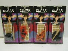 ELVIRA MISTRESS OF THE DARK PRESS ON NAILS ***NEW IN PACKAGES***