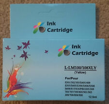 L-LM100/108XLY for Lexmark Ink Cartridge - Yellow