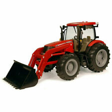 TOMY 35634 Big Farm 1:16 Tractor with Loader - Red