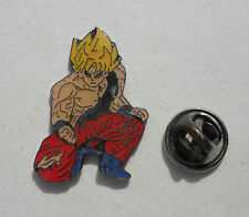 Video Juego Dragonball (11) Vintage Metal Pin Insignia Pines Dragon Ball Z DBZ de cómic