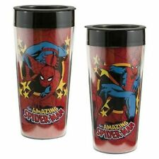 Travel Mugs, Tumblers,Marvel,DC,Beatles,Star Wars,Disney and more Official