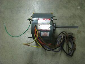 DAYTON 4M205 Electric Fan Motor 1/4 hp 1075 rpm 208-230 volt AC 1-phase