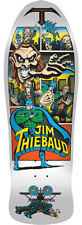 Santa Cruz SMA Thiebaud JOKER BIANCO W/METALLO ART reissue deck