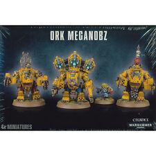 Orks Meganobz Ork Warhammer 40k NEW