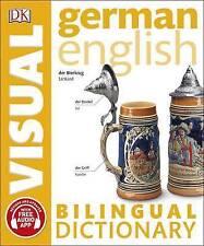 German English Bilingual Visual Dictionary by DK (Paperback, 2017)
