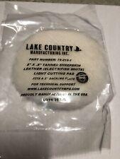 Lake Country 5.5 Wool Pad