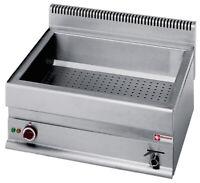Modular Elektro Bainmarie Warmwasserbad Speisenwärmer 700x650x280mm Gastlando