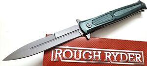 Knife Rough Ryder,Tall Man Stiletto Folding Knife, Model # RR1858 New 1 pc.