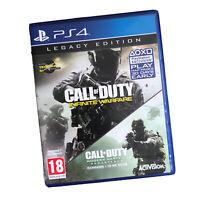 Playstation 4 Call of Duty INFINITE WARFARE LEGACY Edition PS4 COD