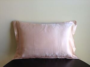 100% pure mulberry Silk on one side pillowcases For Hair & Facial Beauty