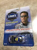 Vintage Jimmie Johnson Homestead Lowes Finale 2002 Ertl NASCAR 1:64 scale car