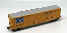 Apalachocola /& Northern RR 50 Foot Box Car New Old Stock Micro Trains MTL
