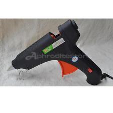 New 80W Hot Stick Heater Trigger US Plug Electric Melt Glue Gun Home Repair Tool