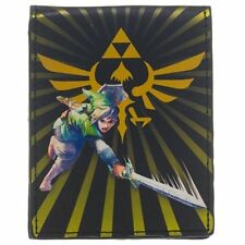 AWESOME THE LEGEND OF ZELDA - LINK SWORD SLASH & BURST WALLET *NEW*