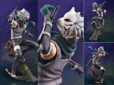Anime Naruto Figure Jouets Hatake Kakashi Figurine Statues 22cm