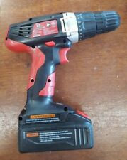 Ultra Steel 12 Volt NI-CD Drill & Battery Good Condition