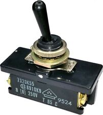 Cutler Hammer Double Insulated Toggle Switch DPST 16A 7320K55