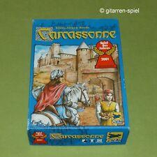 Carcassonne - Basisspiel - ab 8 Jahren - Spiel des Jahres 2001 -  1A Top!