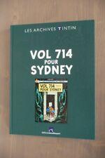 LES ARCHIVES TINTIN - HERGE - VOL 714 pour SYDNEY - TBE