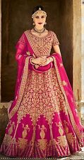 Indian Party Wear Bridal Lehenga Choli Bollywood Saree Pakistani Wedding Lengha
