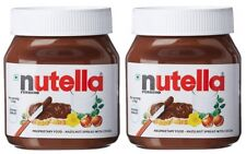 Nutella Hazelnut Spread with Cocoa, 290 gm x 2 pack (Free shipping worldwide)