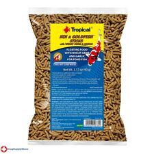 RA Koi & Goldfish Sticks with Wheat Germ & Garlic - 3.17 oz