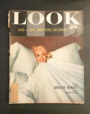 LOOK - Magazine - May, 29, 1956 - Marilyn Monroe - ADs