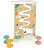 Janod PURE BALL TRACK Wooden Toy BN