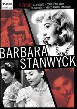 Tcm Showcase: Barbara Stanwyck 2-Disc 4 Film Dvd-All I Desire/Double Indemnity +