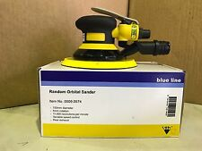 "SIA 5mm Random Orbital Palm Sander 6"" 150MM Orbital Air Tools, Whizzer Sander"