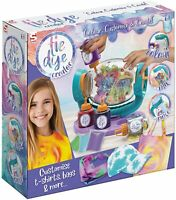 Tie Dye Creator Kit For Tee Shirts Bags Socks Etc Age 6+ Sambro Free UK Postage