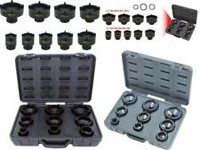KS Tools 450.5000  Socket set for KM groove nuts, studs exterior, 9 pcs