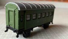 Siku Diecast Toy Train -  Railway Carriage No.1072 - Approx 3