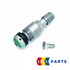 NEW GENUINE BMW TIRE PRESSURE MONITORING SYSTEM GREEN VALVE STEM 36146792830