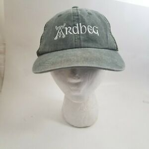 ARDBEG SCOTCH WHISKY HAT AWESOME ULTRA RARE IMPOSSIBLE TO FIND